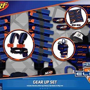 NERF - Elite Multi-Pack Stealth Striker Set
