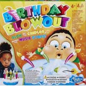 Birthday Blowout / Boardgames