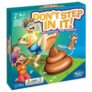 Dont Step In It / Boardgames