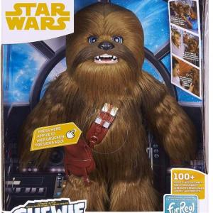 Fur Real - Star Wars Ultimate Co Pilot Chewie Pehmolelu