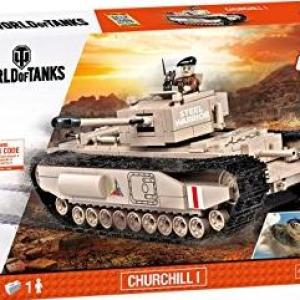 World of Tanks - CHURCHILL - 530 Pcs
