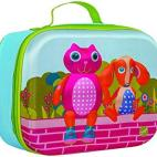 Happy Snack City Kids Lunchbox /School