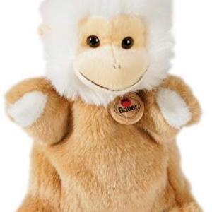 Heinrich Bauer - Monkey Pehmolelu Hand Puppet