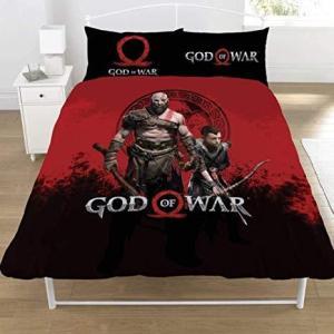 God of War  Double Panel Duvet
