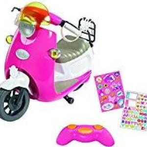 Baby Born - Play and Fun RC Scooter (824771)