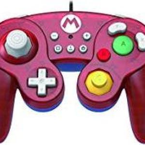 Switch: HORI Super Smash Bros Gamepad - Mario
