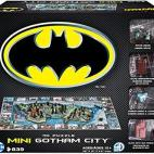 4D Mini Batman Gotham City /Boardgames