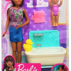 Barbie - Babysitters Bath Fun Playset