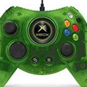 Xbox One: Hyperkin - Duke Wired Ohjain for XB1/Windows PC (GREEN)