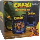 Crash Bandicoot - Heat Change Mug /Merchandise