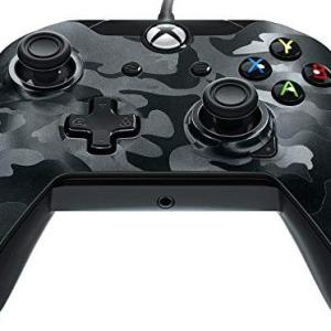 Xbox One: PDP Wired Ohjain – Black Camo