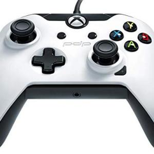 Xbox One: PDP Wired Ohjain – White