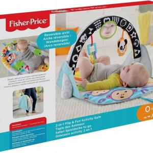 2 in 1 Flip & Fun Activity Gym /Baby