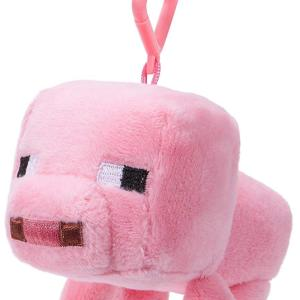 Minecraft - Baby Pig Mini Pehmolelu with Clip