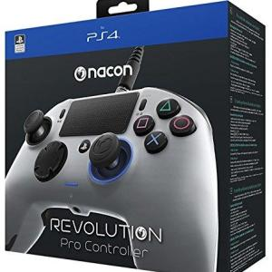 PS4: Nacon Revolution Pro Ohjain [Silver]