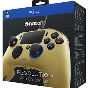 PS4: Nacon Revolution Pro Ohjain [Gold]