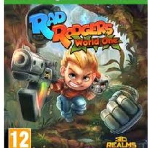 Xbox One: Rad Rodgers