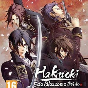 Vita: Hakuoki: Edo Blossoms (FRENCH BOX but ENG in Game)