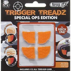 Xbox One: Trigger Treadz Special Ops: 4 Trigger Treadz Pack