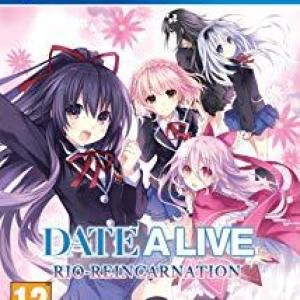 PS4: DATE A LIVE: Rio Reincarnation (FRENCH)