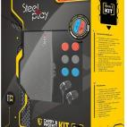 Switch: Steelplay - Carry & Protect Kit (11 in 1)