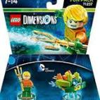 (F) Lego Dimensions: Fun Pack - Aquaman (DC Comics)(FAULTY, INCOMP. SET)(DEL. LINE)