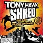 Wii: (F) Tony Hawk Shred(+board)(FAULTY BOARD/DP/SOILED GAME)