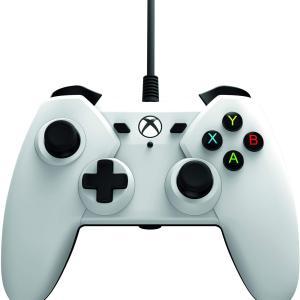 Xbox One: Power A Xbox One Mini Wired Ohjain White (Käytetty)