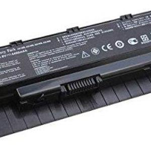 PC: Amsahr  Replacement Battery for Asus N76 N76VM 5200 mAh, 10.8 Volts & 6 Cell /Laptop