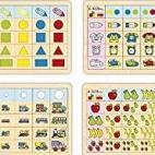 Akros52510 Logic Game (4-Piece)