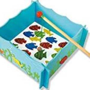 Andreu Toys 28 x 28 x 12 cm Fishing Game (Multi-Colour)