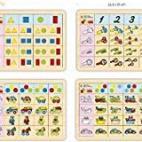 Akros52520 Logic Game (4-Piece)
