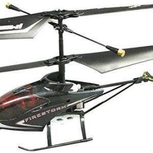 Amewi Firestorm 25042 Indoor Helicopter Gyroscope with USB Charger  (Käytetty/Un-tested)