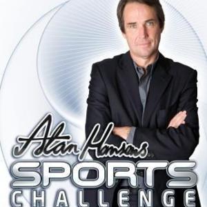 Wii: Alan hansons - Sports Challenge