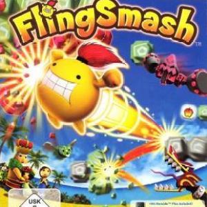 Wii: Fling Smash