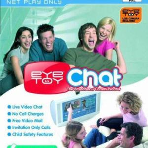 PS2: EyeToy: Chat (Damaged packaging)
