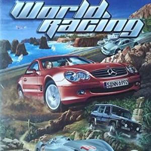 GameCube: Mercedes-Benz World Racing  /GAMECUBE