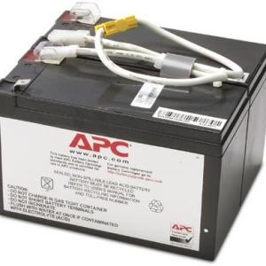 APC RBC25 replacement battery cartridge (12V/9A) Hot Swappable / Plug + Play