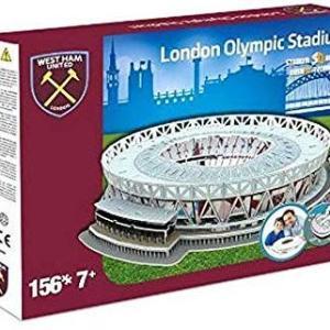 3D Stadium Puzzles - West Ham Utd