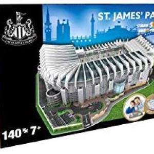 3D Stadium Puzzles - Newcastle Utd