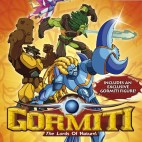 Wii: Gormiti: The Lords Of Nature! (Incl. Exclusive Gormiti Figuuri) (DELETED TITLE)