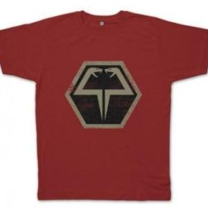 Prince Of Persia - Hexagon Logo - T-Shirt (SMALL)