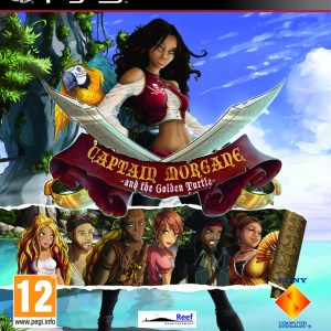 PS3: Captain Morgane and the Golden Turtle [ENGLISH]