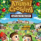 Wii: Animal Crossing: Lets go to the City (SELECTS)  (DELETED TITLE)