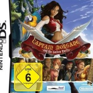 NDS: Captain Morgane and the Golden Turtle [GERMAN - USK]