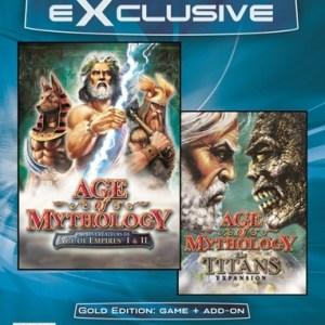 PC: Age of Mythology incl. Titans Addon (GOLD)