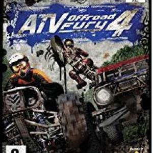 PS2: ATV: Offroad Fury 4