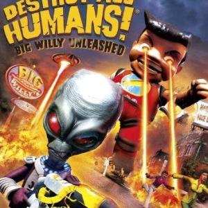 Wii: Destroy All Humans! Big Willy Unleashed