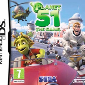 NDS: Planet 51