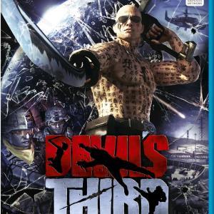 Wii U: Devils Third  (DELETED TITLE)